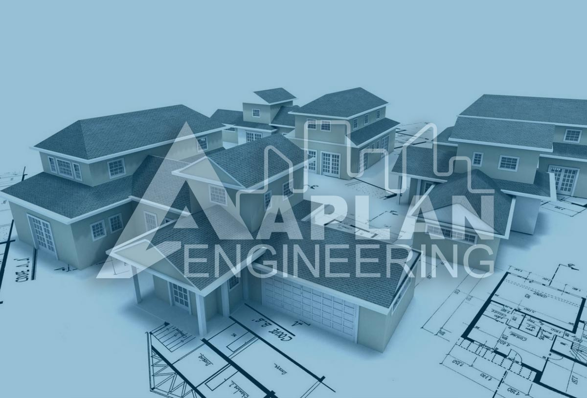 Aplan Engineering Ltd. - Overall design in the field of construction and BIM modeling of building structures.
